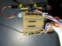 Scheda pilotaggio LED per moduli PCF8574