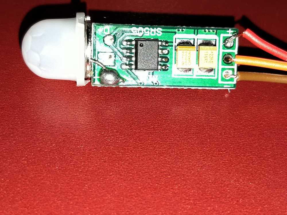 Mini PIR sensor