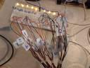 Sistema per provare le luci LED